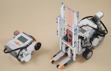 Как сделать робота на пульте